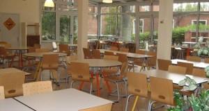 Interieur cafet
