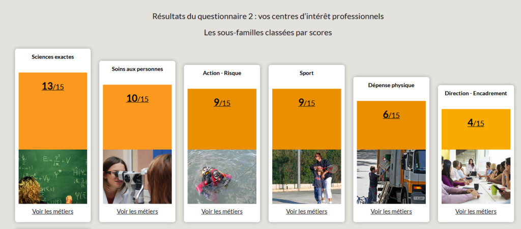 Capture resultat questionnaire2
