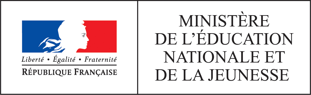 logo ministere education